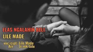 Album Cover Elasngalahinbeli-LileMade