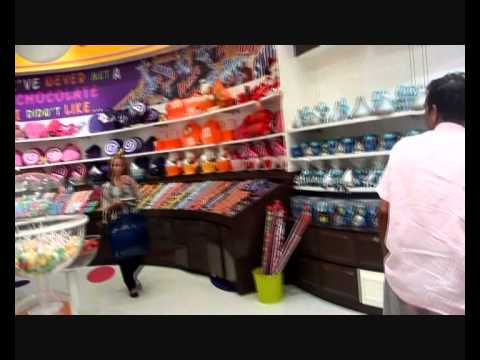 Candylicious Shop in Dubai Mall Dubai