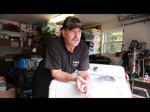 Fixing My Maytag Bravo Quiet Series 300 Dryer