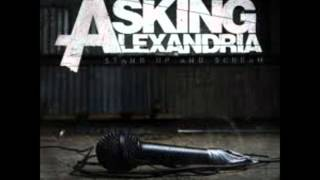 Asking Alexandria- A Prophecy (Lyrics)
