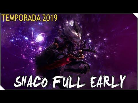 SHACO RANKED | Nueva build para destrozar el Early game!