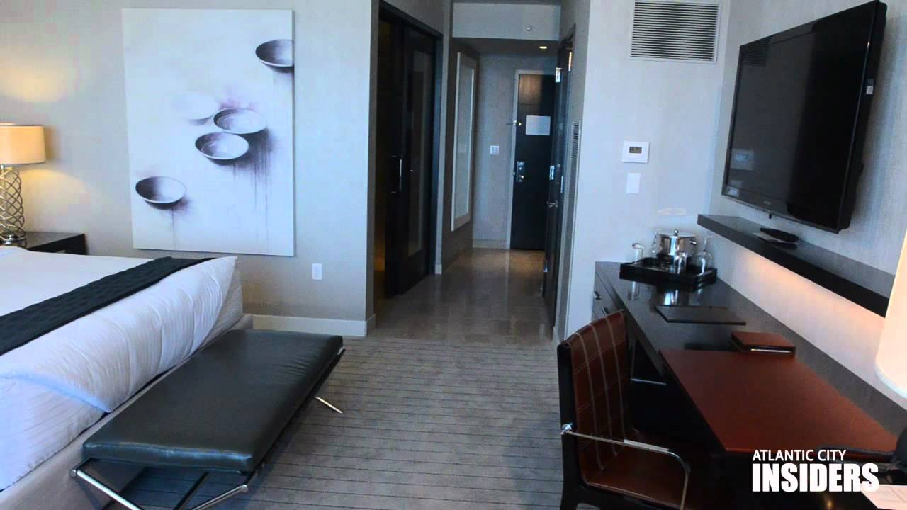 Standard Hotel Room at Revel in Atlantic City - YouTube