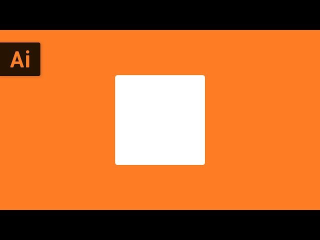 How to Make a Square | Illustrator Tutorial