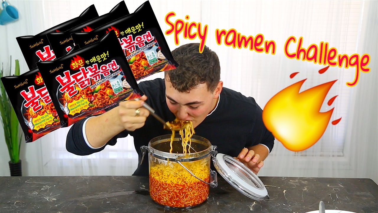 recipe: how to make spicy ramen noodles [34]