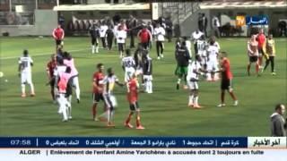 """90 دقيقة أمام إتحاد العاصمة بشعار""""  أكون أو لا أكون """" للفوز بالتاج القاري"""