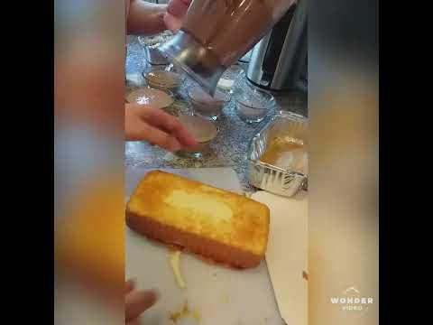 SARA LEE CAKE