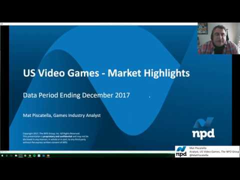 The NPD Group - Dec 2017 US Video Game Market Highlights