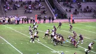 Baldwin vs Miilani football 11/9/2012