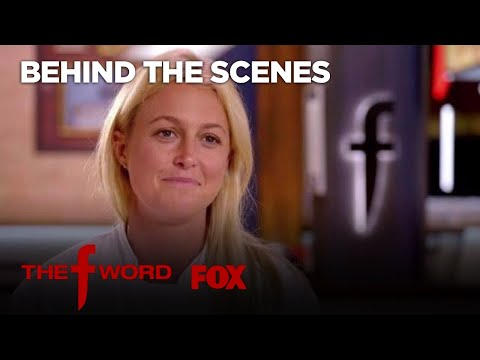 THE F WORD's Sous Chefs Talk About Battling In The Kitchen | Season 1 Ep. 9 | THE F WORD