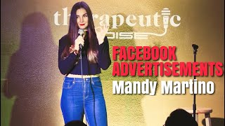 Facebook Ads | Stand Up Comedy | Mandy Martino