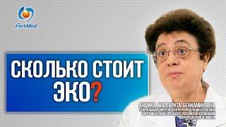 видео Стоимость программы ЭКО с суррогатной матерью в клинике Центр ЭКО Москва