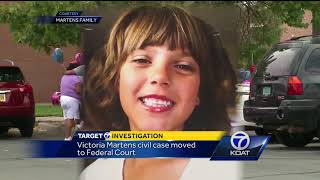 Martens family civil case moved to Federal Court