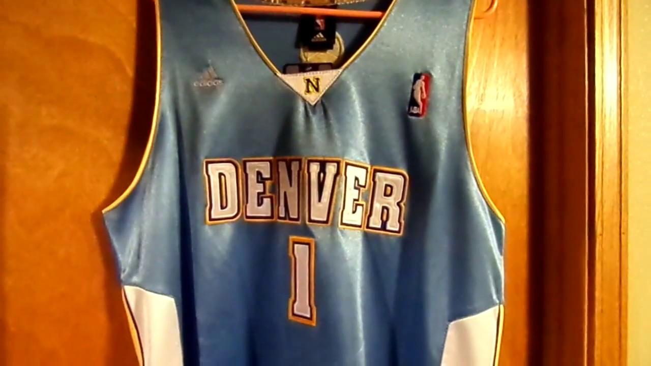 timeless design d1389 c10f8 J.R. Smith Fake Denver Nuggets Signed Authentic Road Jersey Review