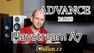 Advance Paris Playstream A7