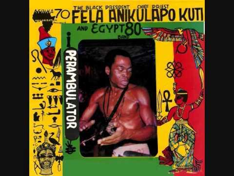 Fela Kuti (Nigeria, 1983) - Perambulator (Full Album)
