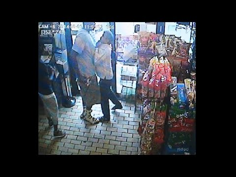Ferguson police release surveillance video related to Michae