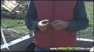 Estabilizar el Terreno antes de construir un Radier en la casa