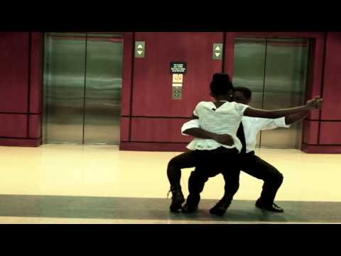 White and Black people dancing  compas: it's getting late-JBEATZ
