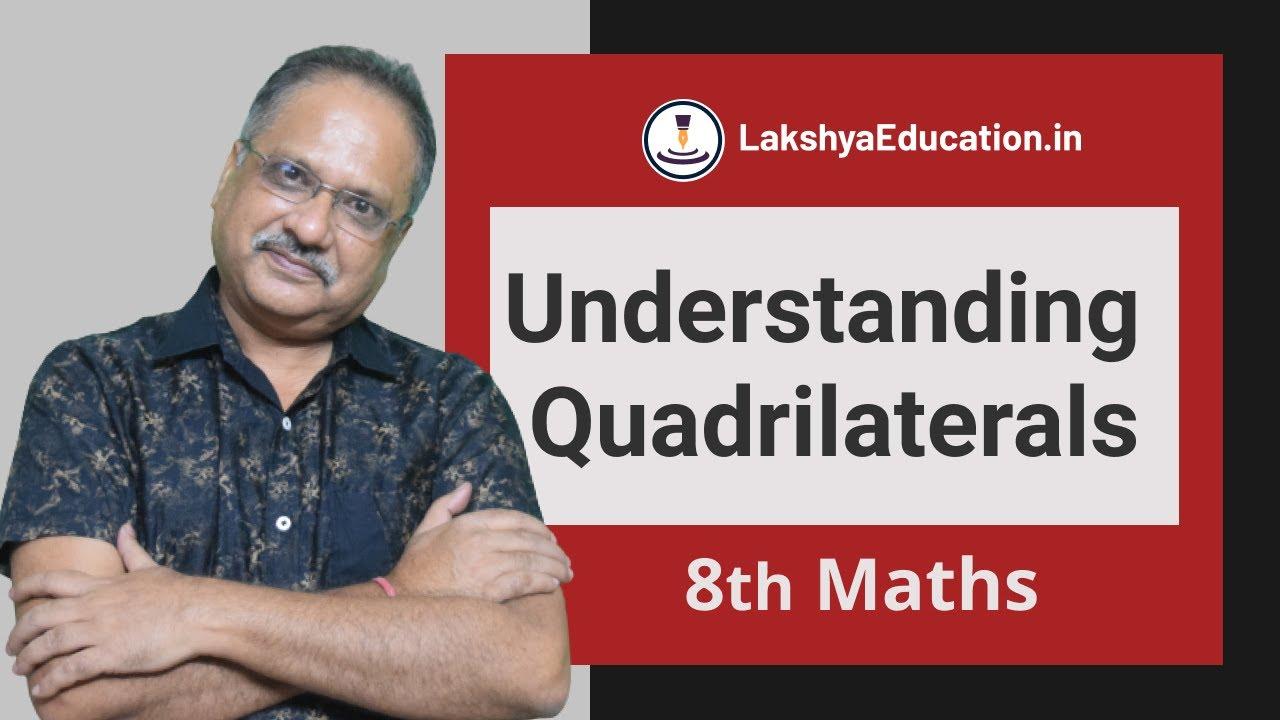 NCERT- Class 8 Maths -Understanding Quadrilaterals  Exe.1 -Que. 7