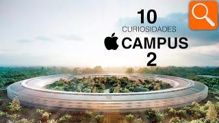 10 curiosidades del Apple Campus 2