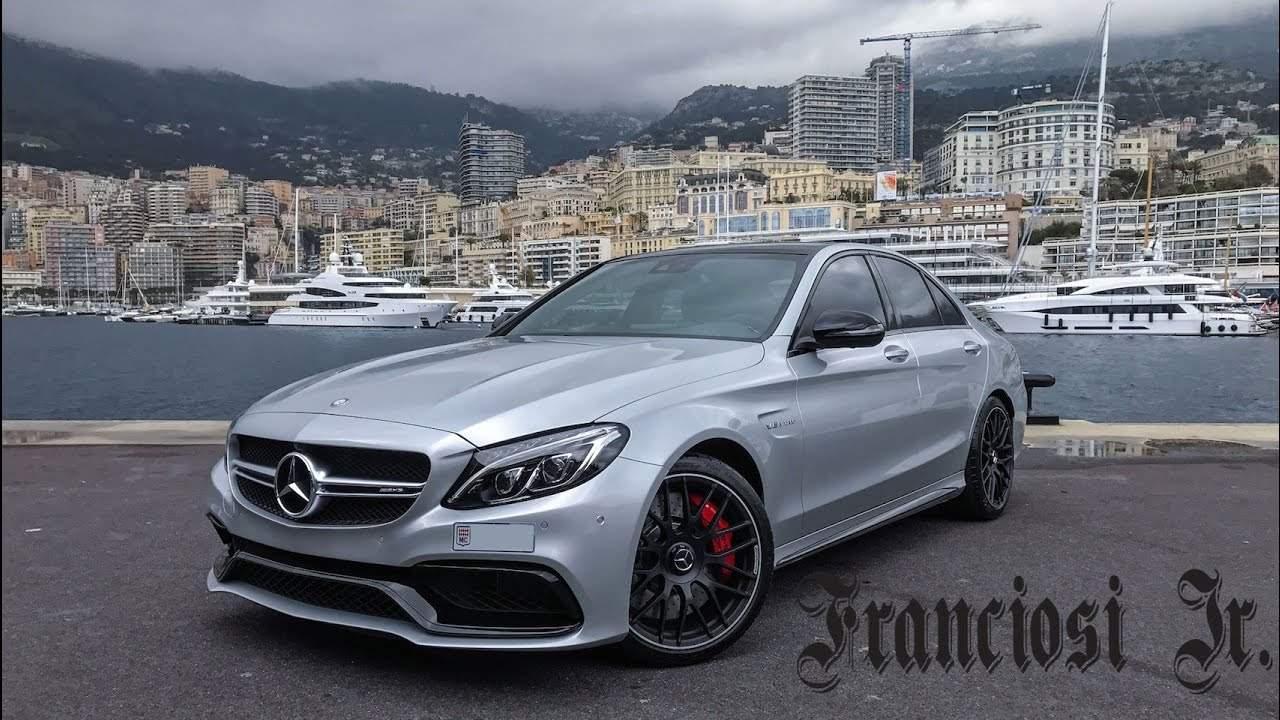 Review Details Mercedes Benz Amg C63 S Saloon 2017