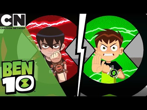 Ben 10 | Omnitrix Vs Antitrix | Cartoon Network UK 🇬🇧