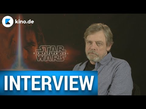 STARS WARS 8   Interview mit Mark Hamill