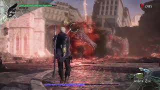 Devil May Cry 5 Demo: Goliath's ass beating