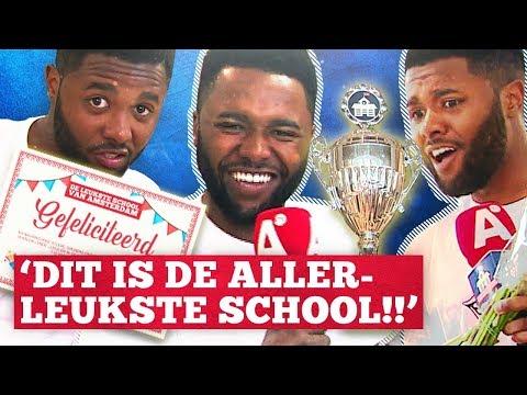 DE FINALE - DE LEUKSTE SCHOOL VAN AMSTERDAM