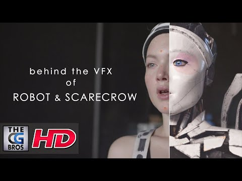 "CGI Trailer & VFX Breakdown: ""Robot And Scarecrow"" - by Chocolate Tribe"
