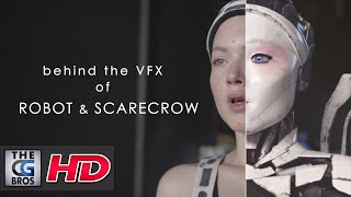 """CGI Trailer & VFX Breakdown: """"Robot And Scarecrow"""" - by Chocolate Tribe"""