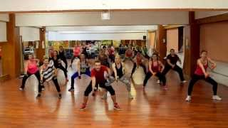 Maluma - Addicted - Zumba® Toning choreo by Claudiu Gutu