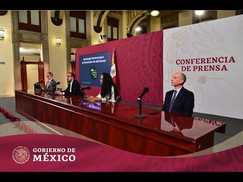 Conferencia de Prensa #COVID19 | 26 de noviembre de 2020 #GraciasPorCuidarnos