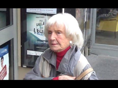 Brigitte AUBER actress To Catch a Thief @ Vincennes 2016 av. de Paris 24 january janvier