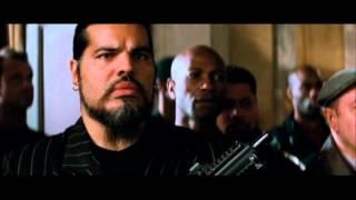 "13 Clip ""Number 13, shoot!"" Jason Statham and Sam Riley"