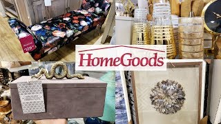 SHOP WITH ME HOMEGOODS FOOD FURNITURE HOME DECOR IDEAS 2018