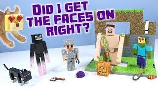 Minecraft Toys Comic Maker Action Figures Wave 2 Mattel