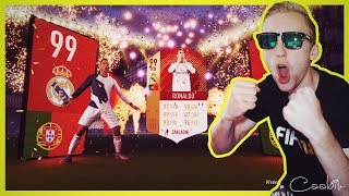 I GOT 99 TOTS CRISTIANO RONALDO IN A PACK! AND MORE?! - FIFA 18