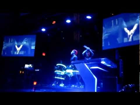 Celldweller live 6 5 11 symbiont subterra dark knight