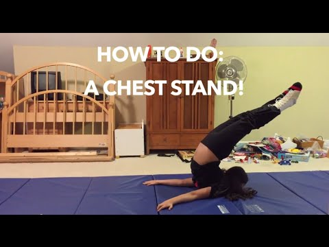 how to do chest stands tips  tricks for beginners  doovi