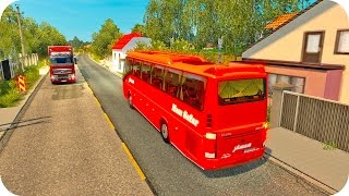 Bus Driving ETS2 (Euro Truck Simulator 2)