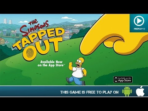 the-simpsons™:-tapped-out---free-on-android-&-ios---hd-gameplay