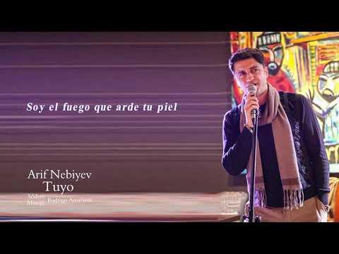 TUYO  Lyrics ( Sozleri) (слова)