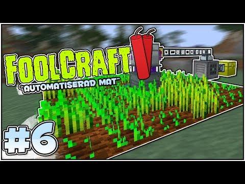 "Automatiserad Mat #6 - Minecraft: Foolcraft 2 - ""Modpack"""