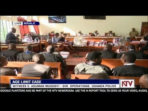 DAY 5:  AGE LIMIT PETITIONS | CONSTITUTIONAL COURT IN MBALE