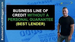 Business Line of Credit Without a Personal Guarantee - Business Credit 2019