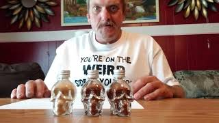 Brave man vapes and snorts a trio of superhot peppers from Alamo peppers