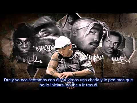 Like Toy Soldiers Eminem Subtitulada en español