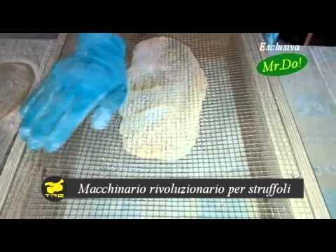 Macchinario Per Struffoli. Facile, Veloce E Preciso. - The Report Zone -