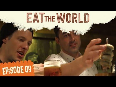 PINTXO'S! Bar Crawl in San Sebastian : Andy & Ben Eat The World (Ep 9)